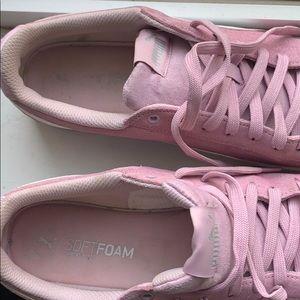 Puma suede sneakers women's smash vn sneakers